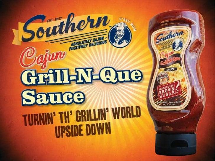Southern, Inc.: Sauce Category Presentation