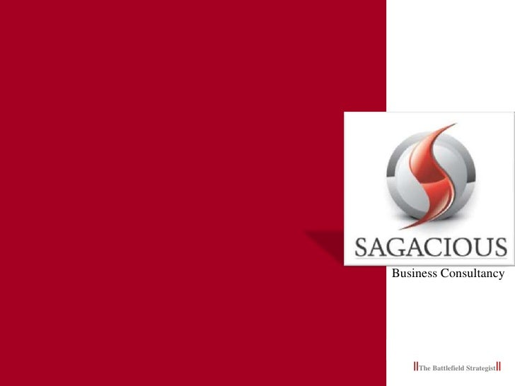 Sagacious Business Consultancy Profile