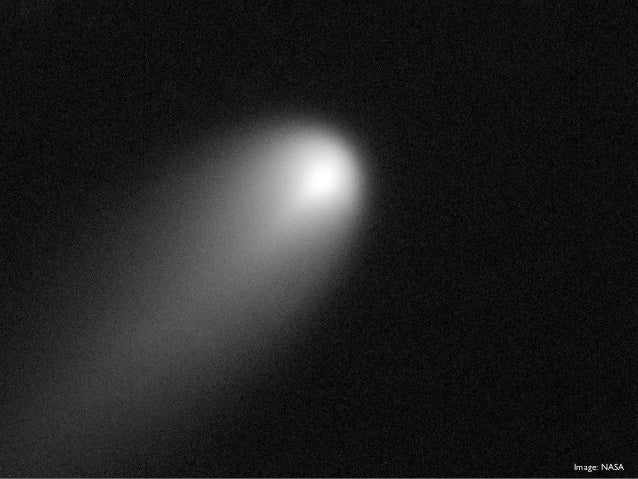 Comet ISON and the Comet Festival