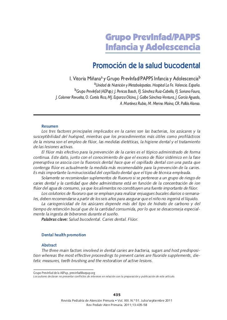 Grupo PrevInfad/PAPPS                                                            Infancia y Adolescencia                  ...