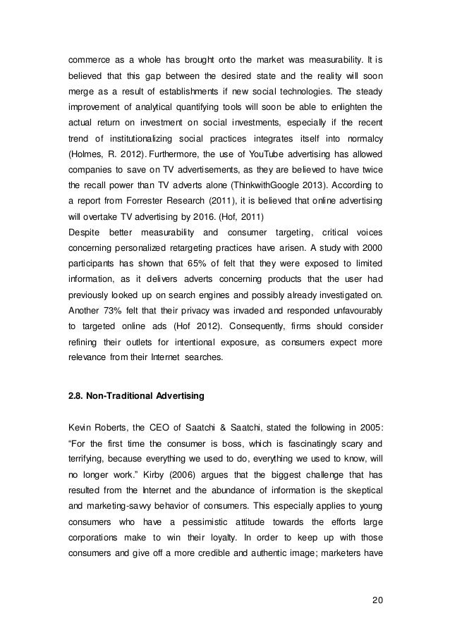 Dissertation comparative study
