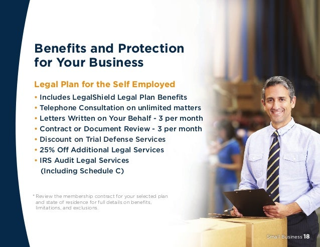 Small business benefits plans