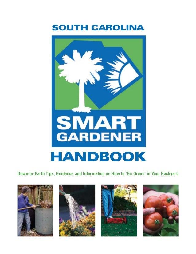 South Carolina Smart Gardener Handbook