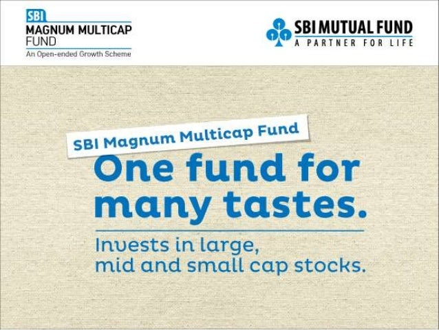 sbi mutual fund Sbi mutual fund: invest in leading mutual fund investment company with 28 years' experience in fund management sbi mutual fund fulfills every investor's goals.