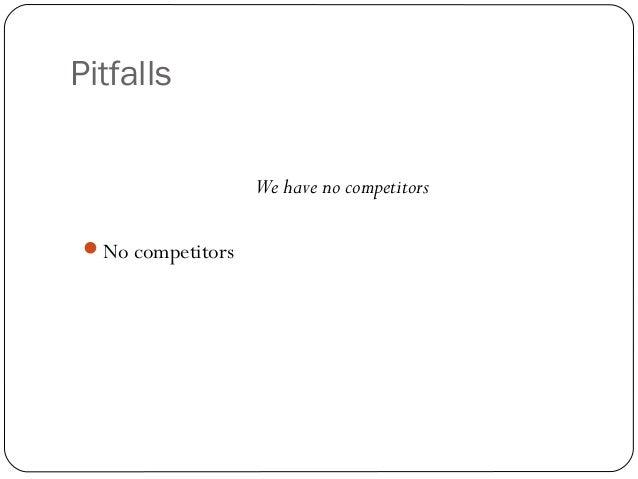 No Competitors
