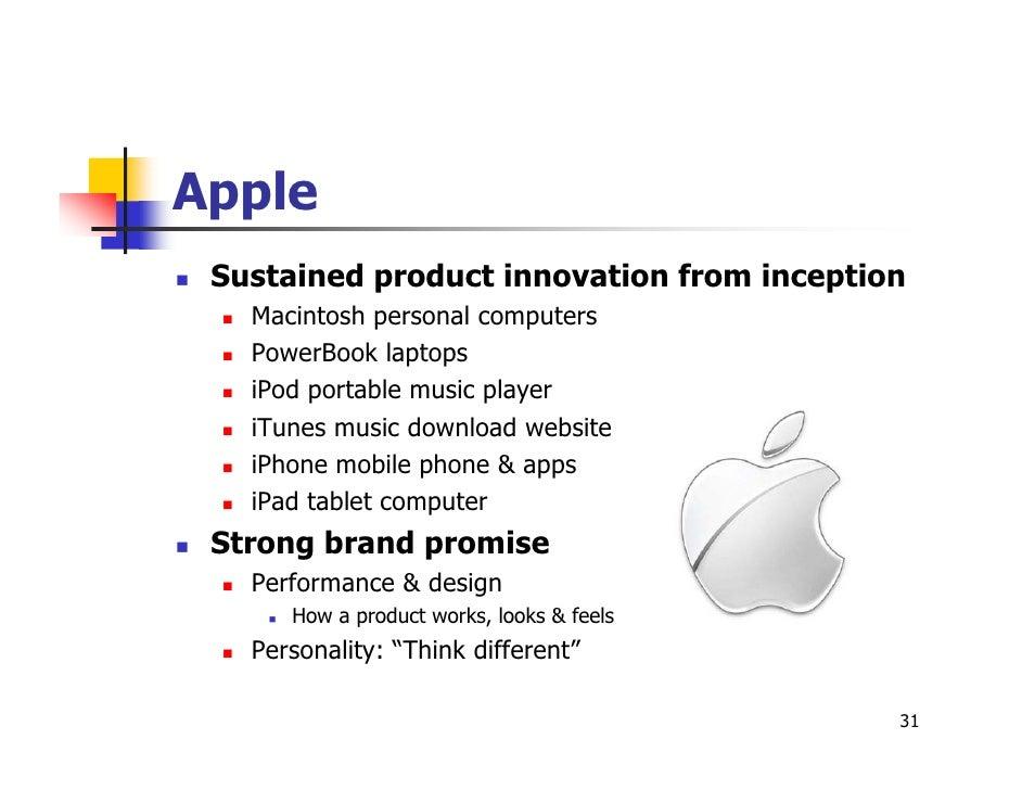 innovation and entrepreneurship at apple