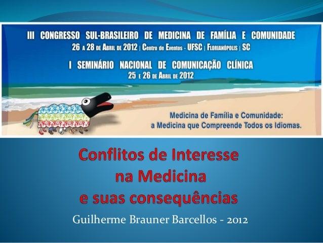 Guilherme Brauner Barcellos - 2012