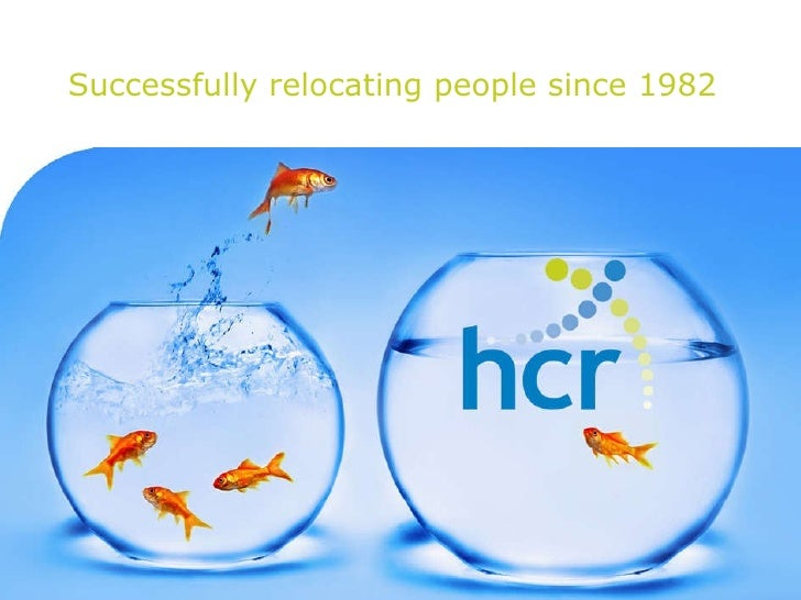 Successfully relocating people since 1982