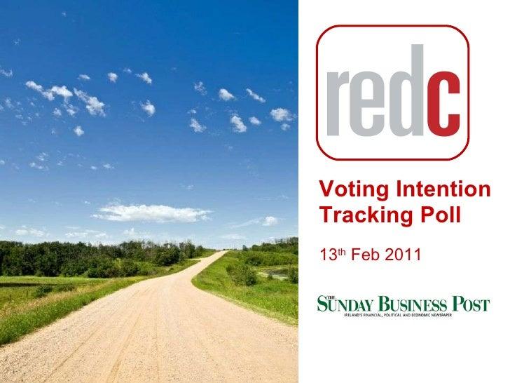 SBP 13th Feb Poll 2011 Report