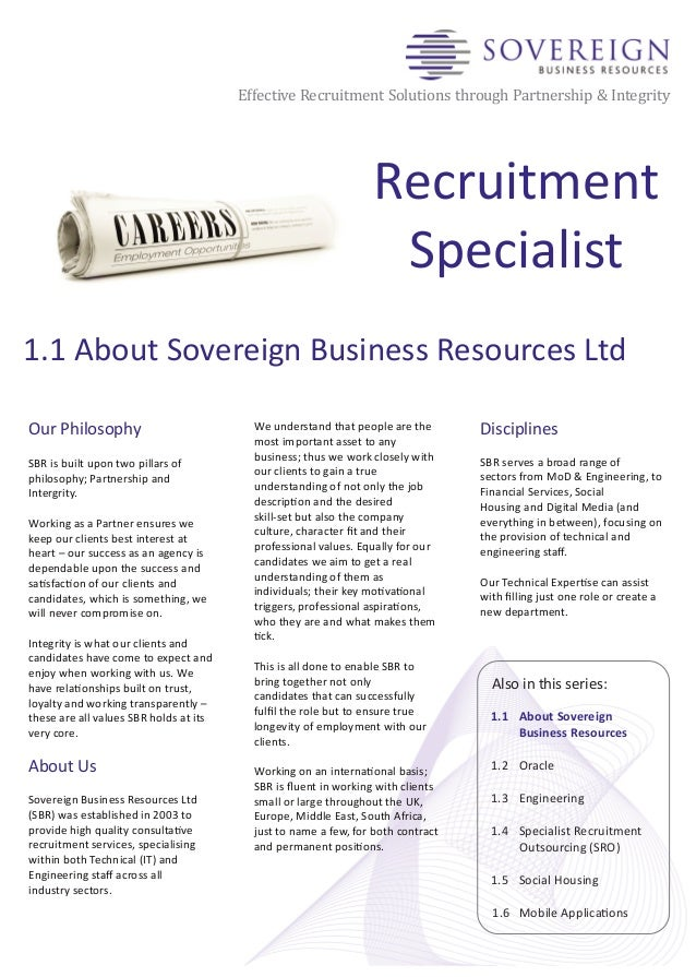 About Sovereign Business Resources