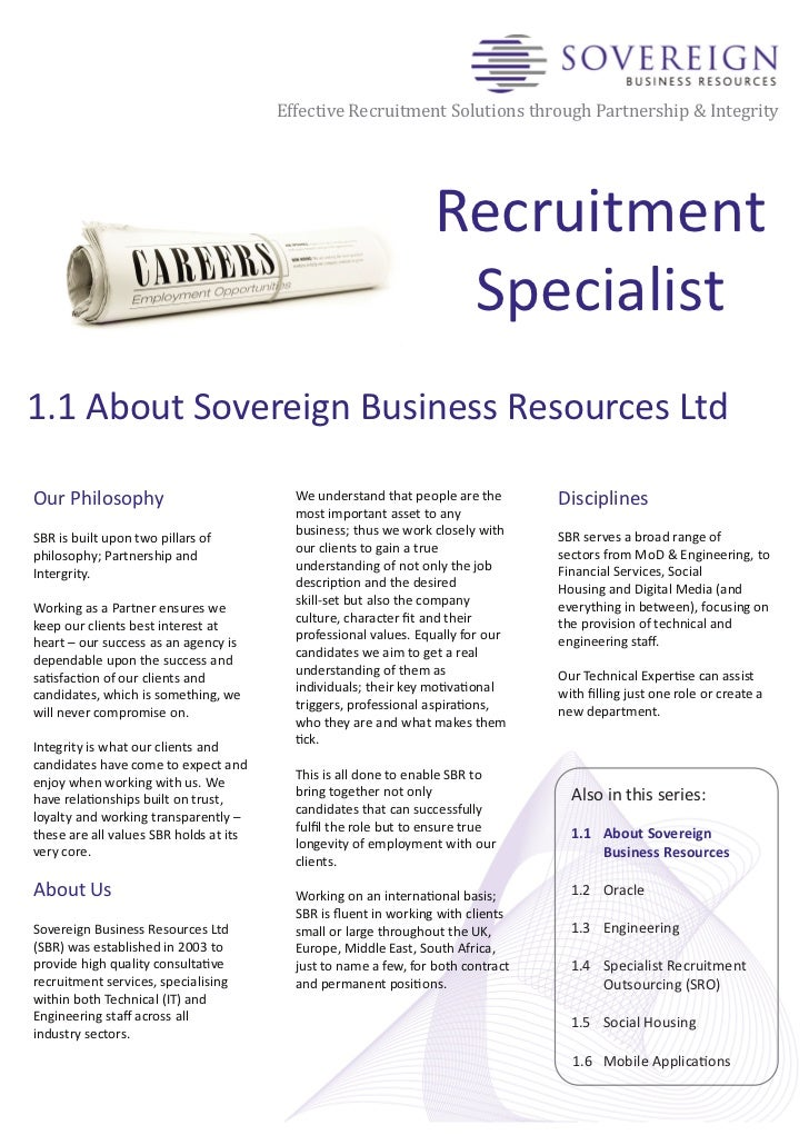 Effective Recruitment Solutions through Partnership & Integrity                                                           ...