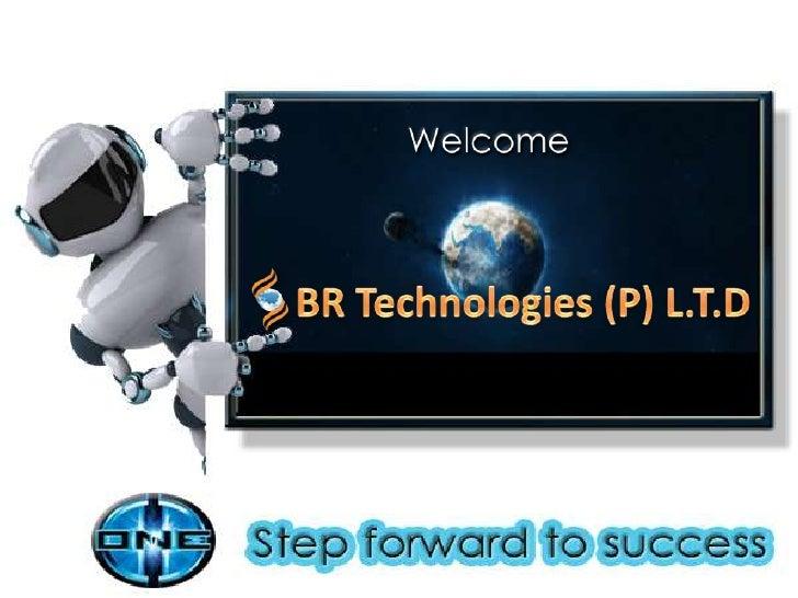 SBR-Technologies Pvt Ltd - One Step Forward To Success