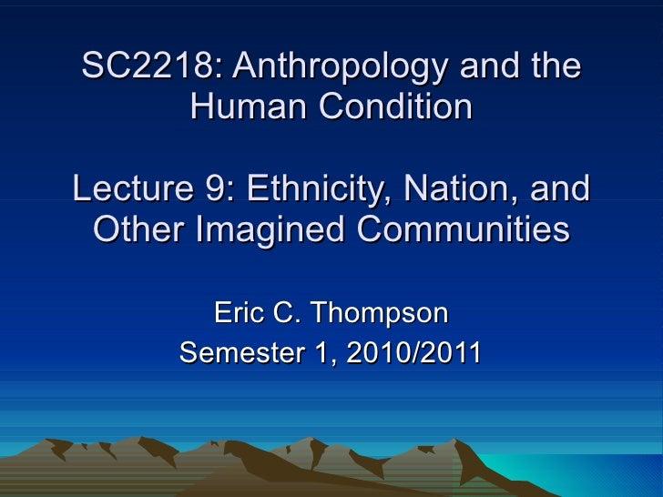 Sc2218 lecture 9 (2010)