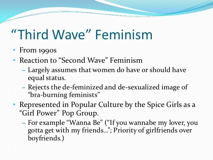 a description of the type of contemporary or second wave feminism Description: sonic art and the alternative music and art scenes of feminism's second wave compelling contemporary feminist figures-from riot grrrl pioneer.