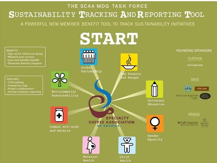 SCAA START UN MDGs database