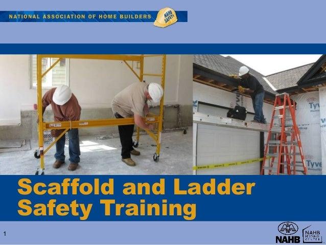 Ladder Safety Presentation