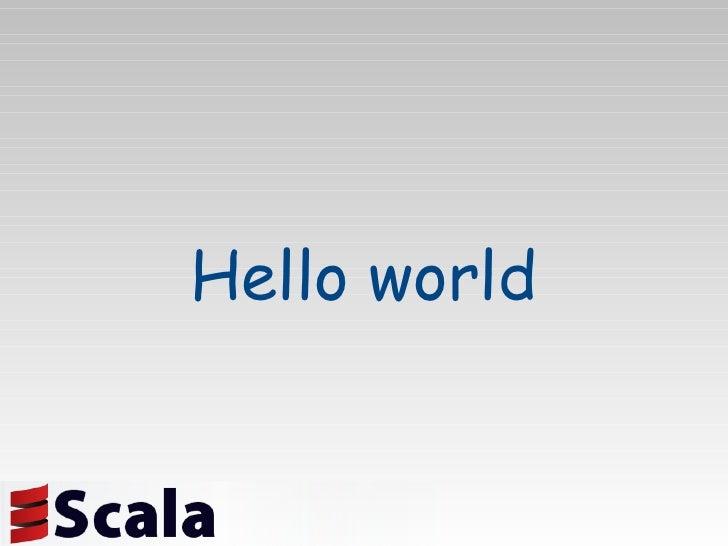 Scala 2 + 2 > 4