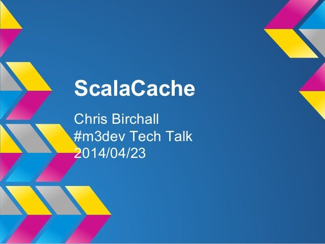 ScalaCache: simple caching in Scala