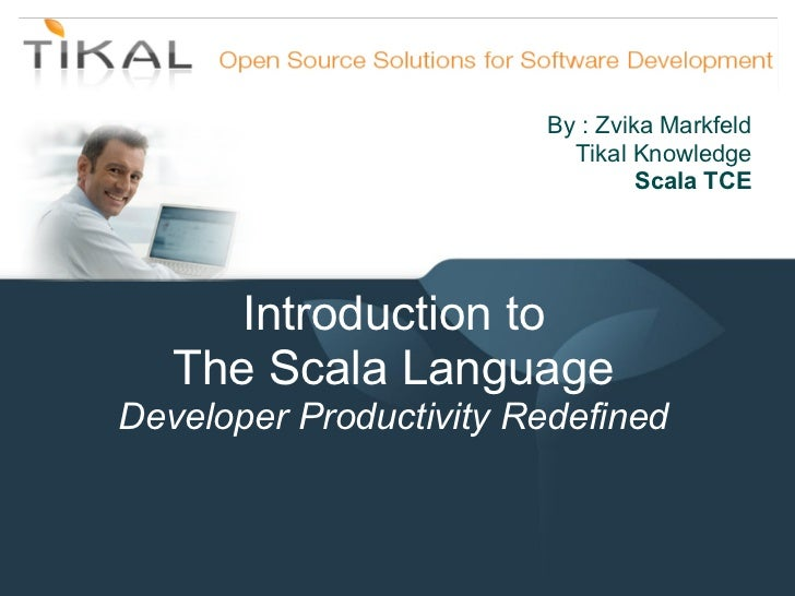 Scala introduction