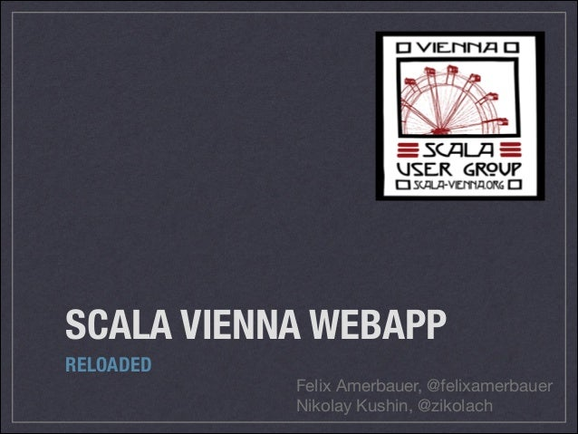Scala Vienna Website: reloaded