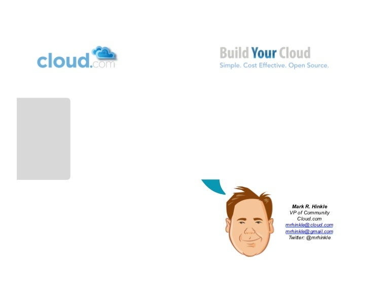 Crash Course in Open SourceCloud ComputingBuild and manage clouds with free and open source tools                         ...