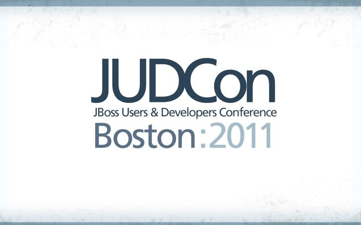 Scaling Rails With Torquebox Presented at JUDCon:2011 Boston