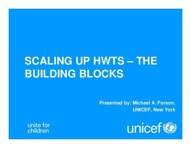 Scaling up hwts – the