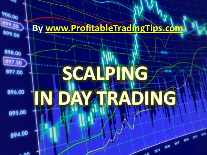 Scalping in Day Trading