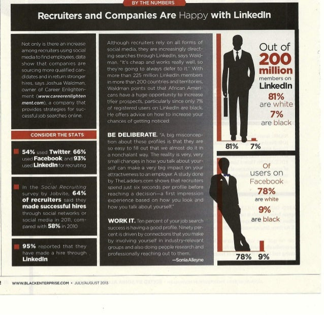 Joshua Waldman Discusses How Recruiters Use LinkedIn