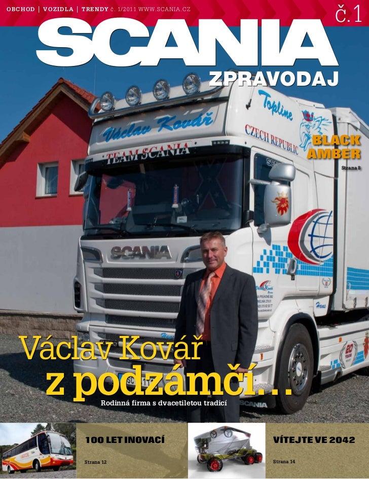 Scania Zpravodaj
