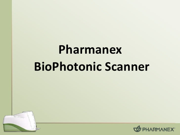 Scanner Introduction