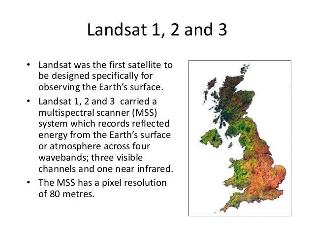 Multispectral Scanner System a Multispectral Scanner