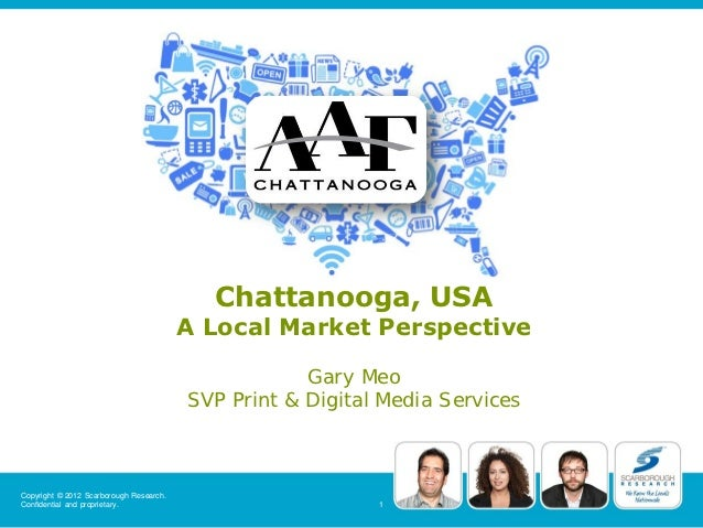 Chattanooga, USA                                         A Local Market Perspective                                       ...