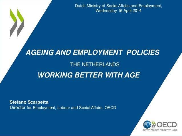 Older Workers - Netherlands