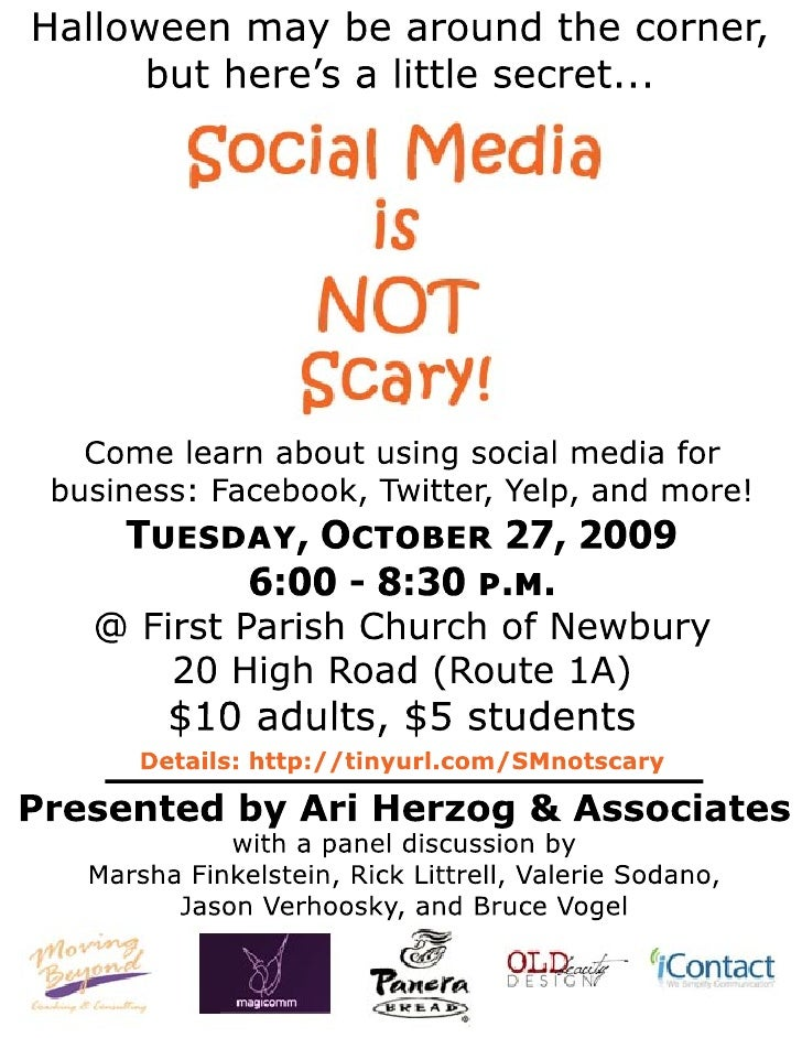 Scary Flyer