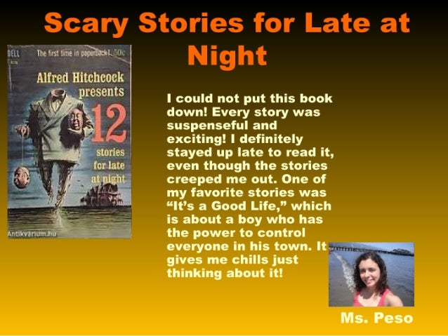 Scary Stories for Late at Night