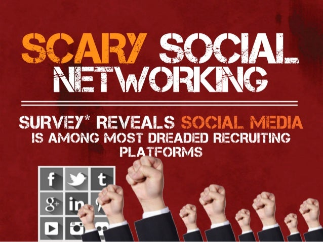 Scary Social Network Sourcing