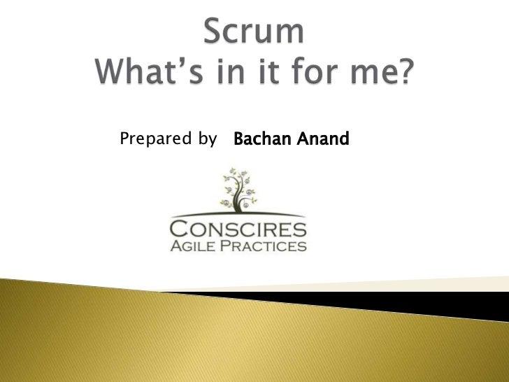 SCQAA- San Fernando Valley Chapter on- Scrum