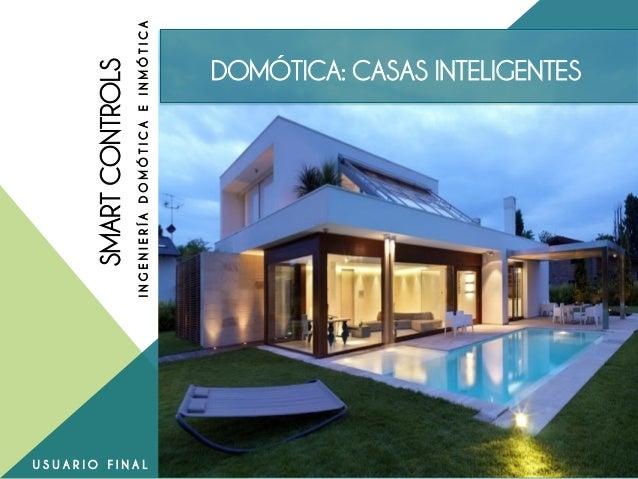 Dom tica casas inteligentes for Como se construye una casa