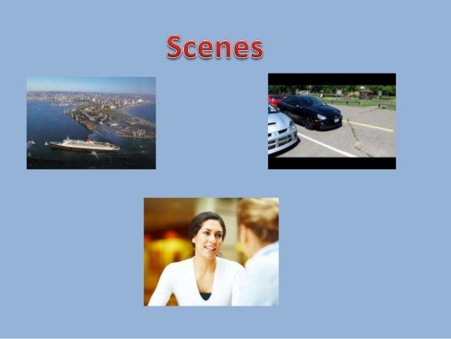 Scene by scene