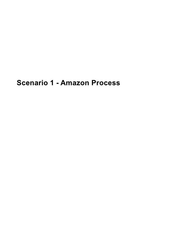 Scenerio1 Amazon Process