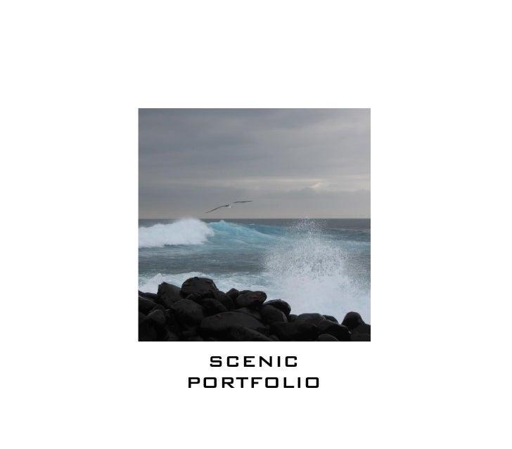 Scenic Portfolio
