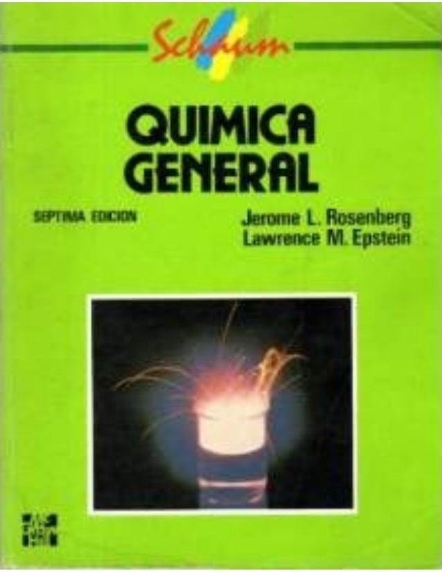 Quimica General Brown Quimica General Rosenberg 7