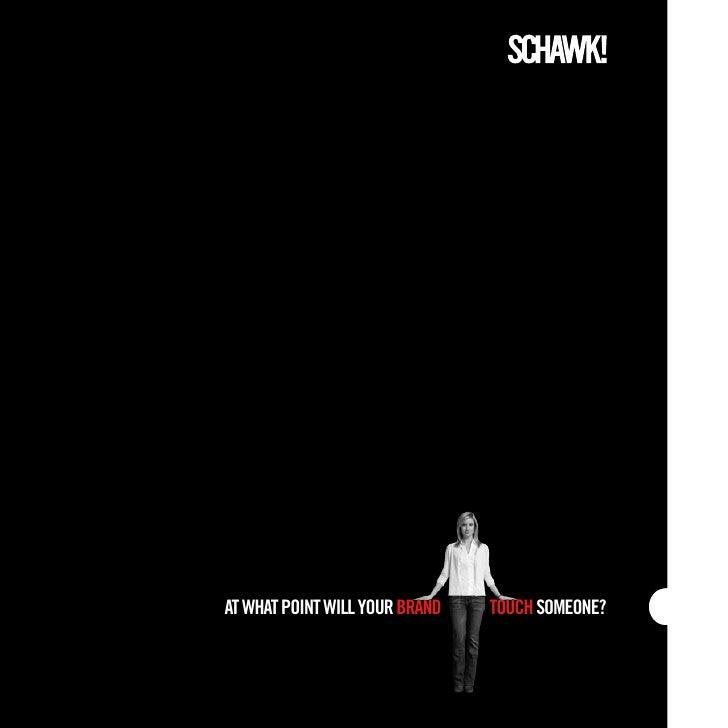 Schawk overview brochure