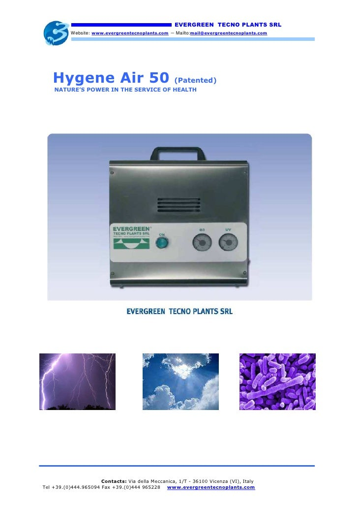 hygene air 50 rev3 en