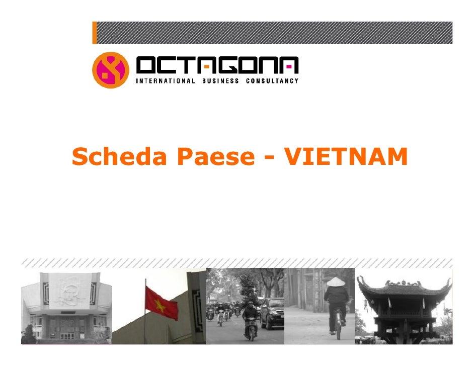Scheda Paese - VIETNAM