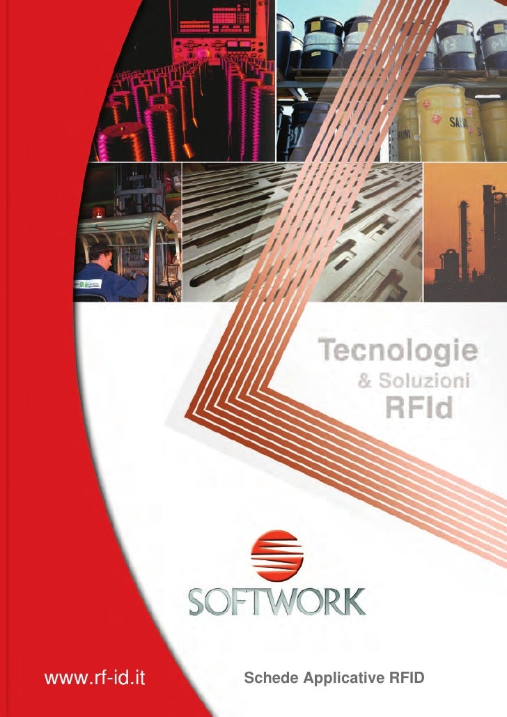 Schede applicative rfid