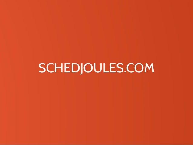 SCHEDJOULES.COM