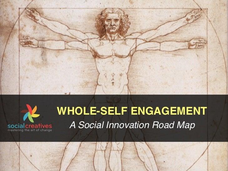 Charles Tsai: Whole Self Engagement