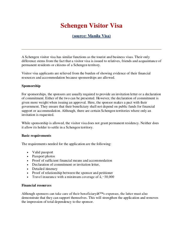 Sample Letter Of Financial Support For Canadian Visit Visa. NEED ...